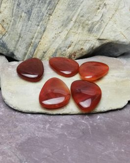 Carnelian Thumb Stone