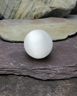 Selenite Crystal Sphere