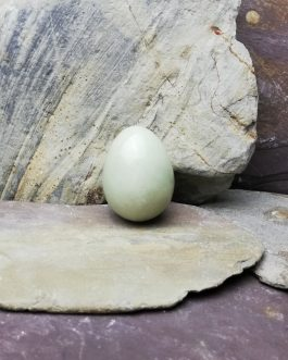 Jade Crystal Egg