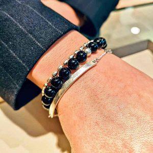 8mm beaded bracelets