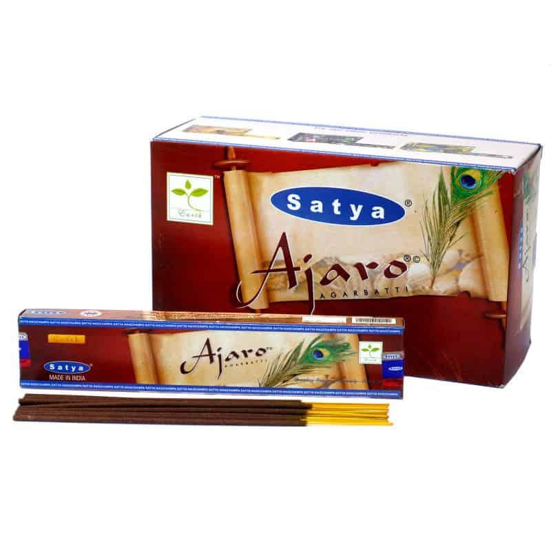 Satya Incense 15gm -Ajaro