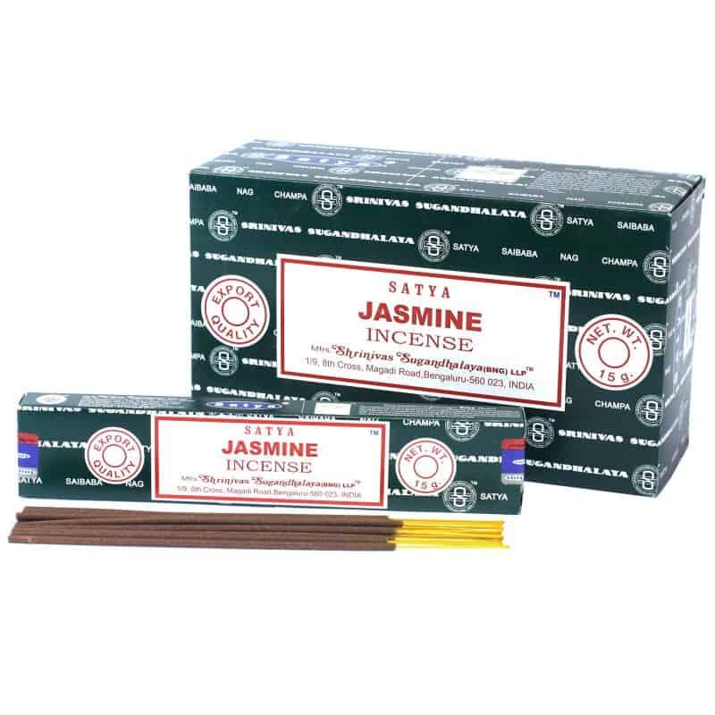 Satya Incense 15gm -Jasmine