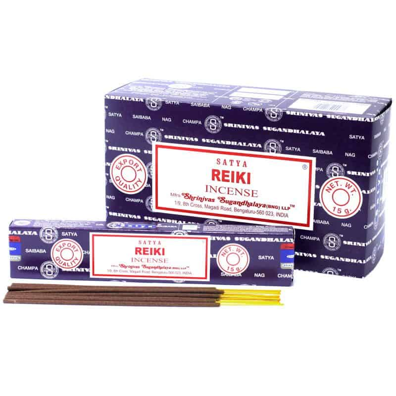 Satya Incense 15gm - Reiki