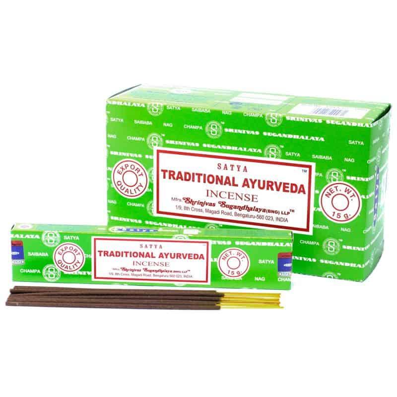 Satya Incense 15gm -Tr.Ayurveda