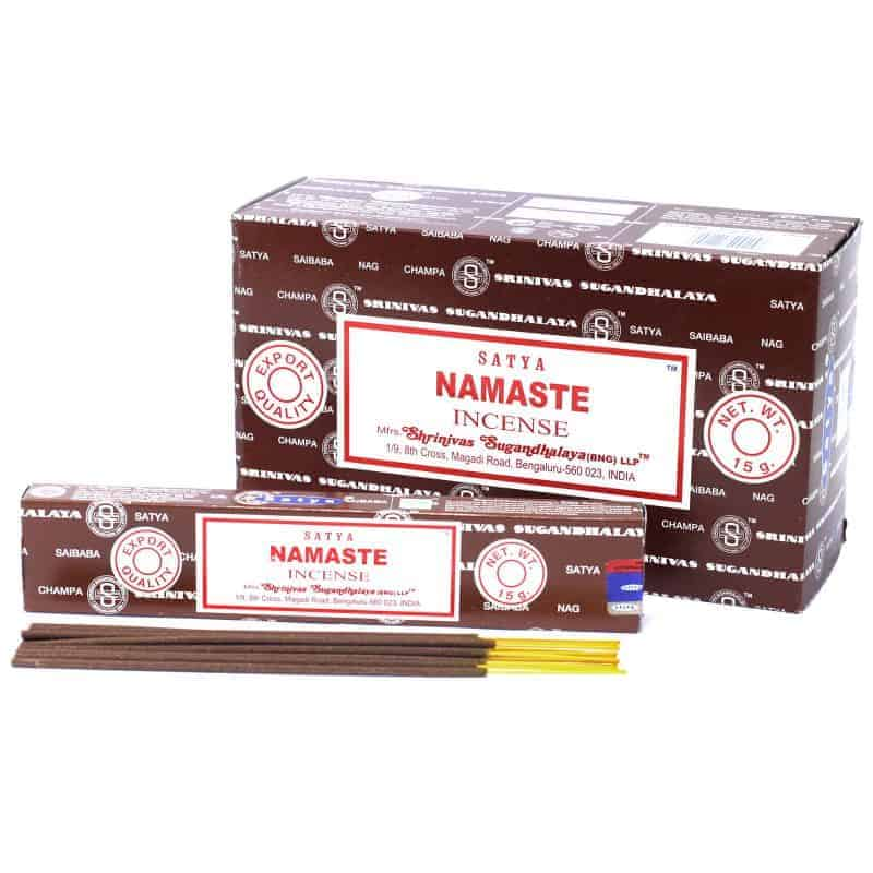 Namaste Satya Incense 15gm