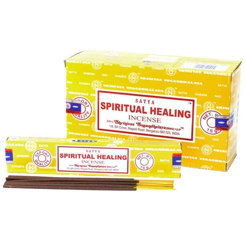 Spiritual Healing Satya Incense 15gm