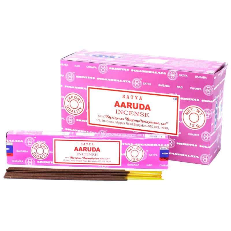 Satya Incense 15gm -Aaruda