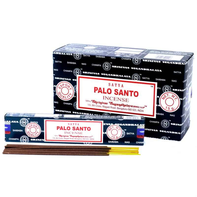 Satya Incense 15gm -Palo Santo