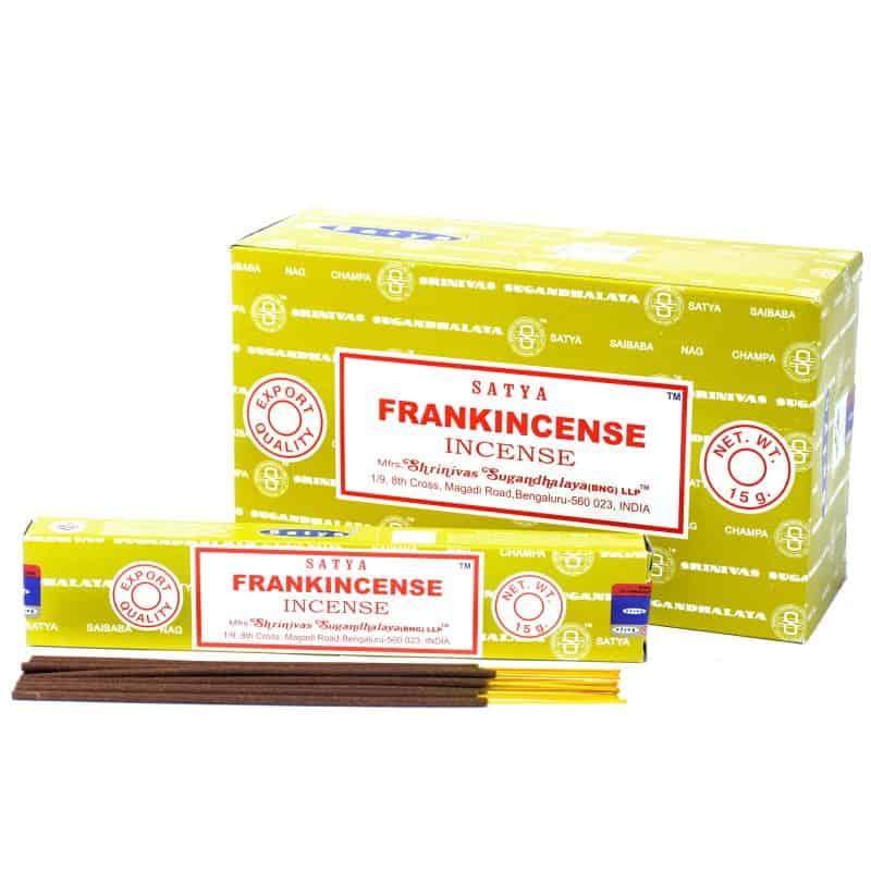 Satya Incense 15gm -Frankincense
